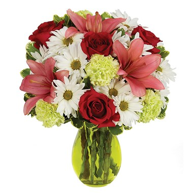 Sending Smiles Bouquet (BF309-11)